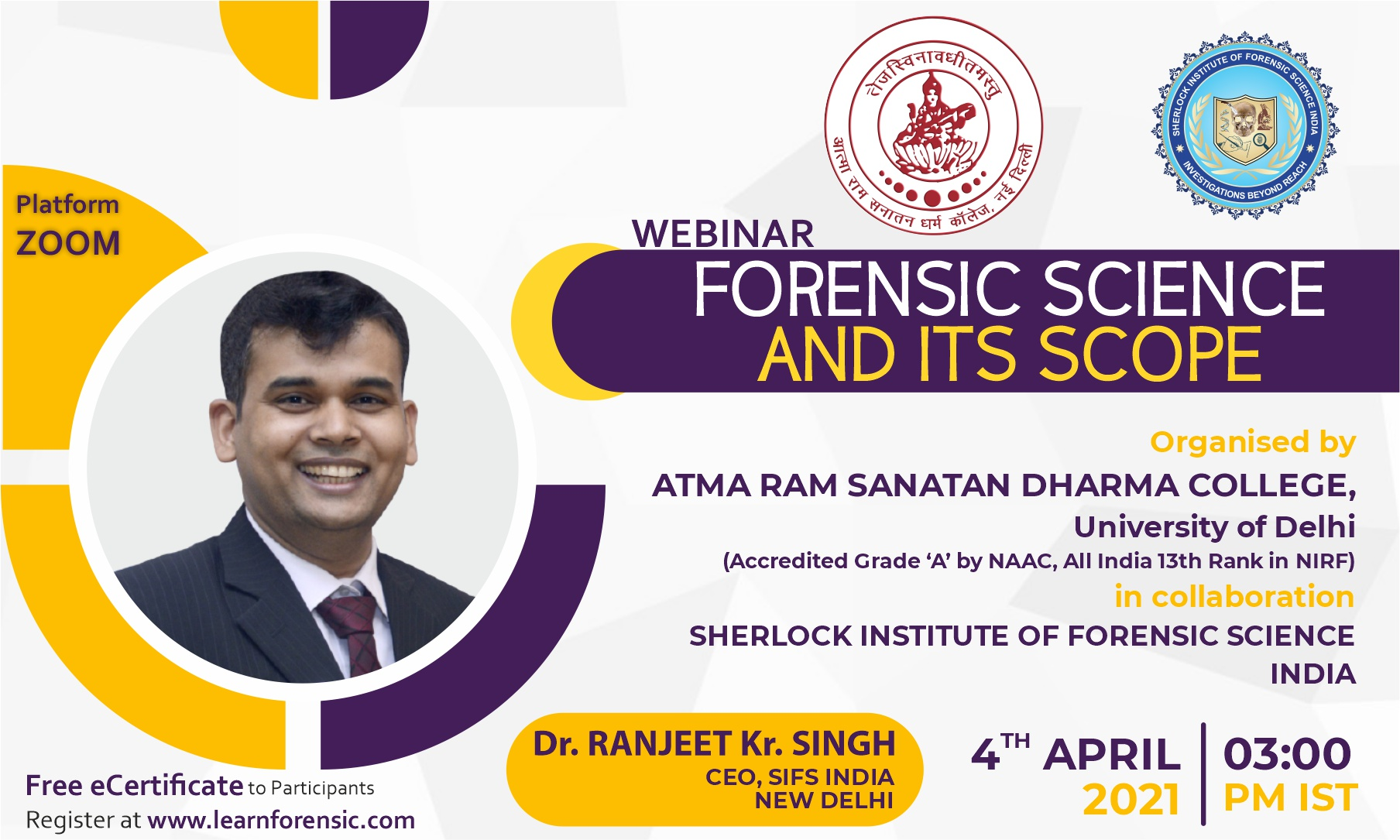 Forensic Science and Its Scope
