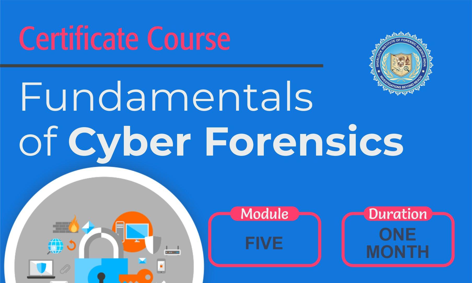 Fundamentals of Cyber Forensics